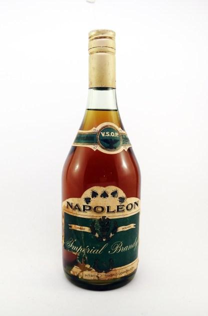 Raríssimo Brandy Napoleon Anos 70