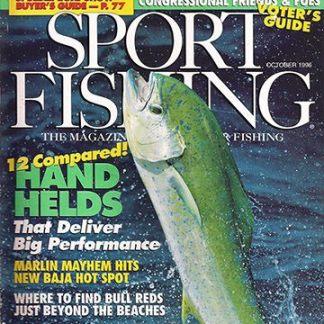 Revista Pesca Sport Fishing Usa