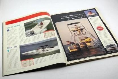 Revista Pesca Saltwater Sportsman Usa