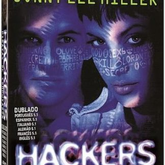Hackers, VHS original, Angelina Jolie