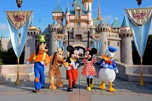 Castelo da Bela Adormecida ((Photo-pass Disney)