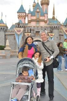 Castelo da Bela Adormecida, Disneyland