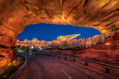 Cars Land (Photo-pass Disney)
