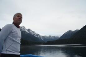 Navegação até a Cascata de los Cántaros