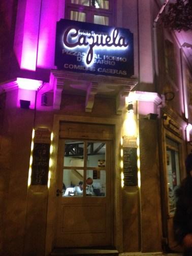 Restaurante Cazuela