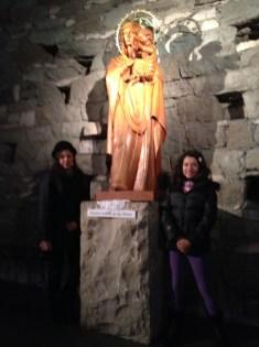 Nuestra Señora de las Nieves, protetora das famílias e dos montanhistas.