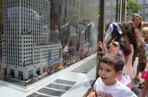 Lojas no Rockefeller Center