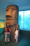 Moai da Ilha de Páscoa
