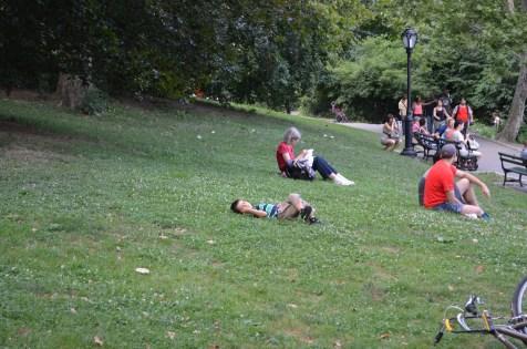 Relax no Central Park