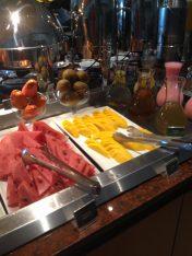 Café da manhã do Citron