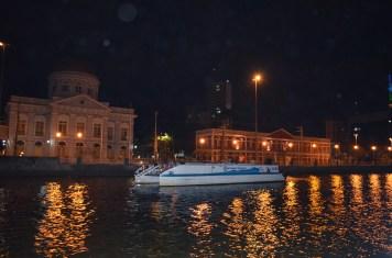 Catamarã Assombrado