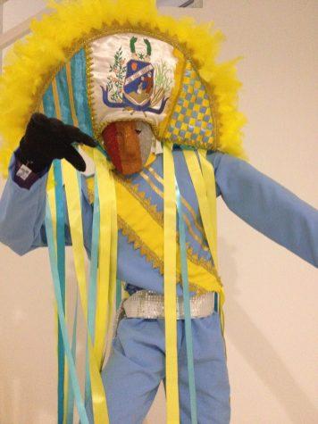 Os mascarados de Triunfo