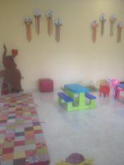 Espaço para o pequenos