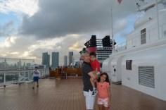 Fim de tarde em Miami