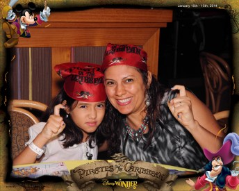 Pirates in the Caribbean