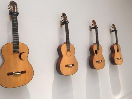 Cuatro guitarras, 2015