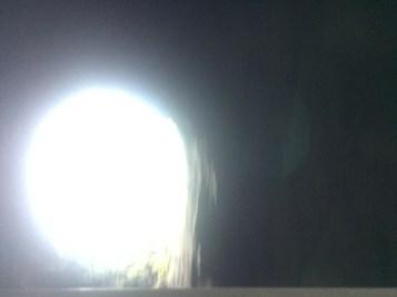 A janela do túnel