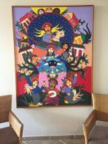 Arte e cultura no Garden Hotel