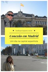 1 dia na capital espanhola
