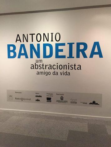 Antônio Bandeira: um abstracionista amigo da vida