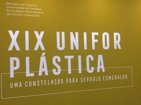 XIX Unifor Plástica