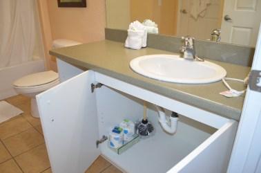 Banheiros suite B