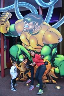 Marvel Super HeroIsland