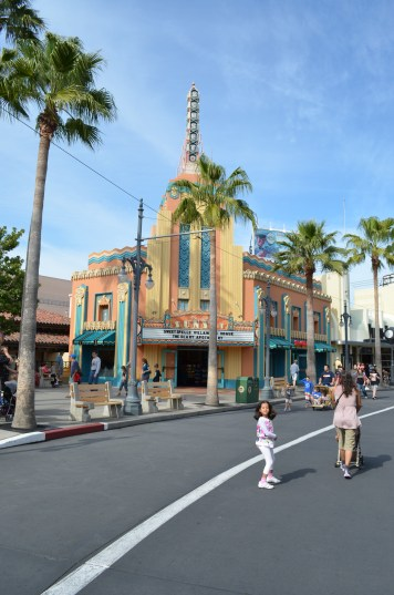 Cenários do Hollywood Studios