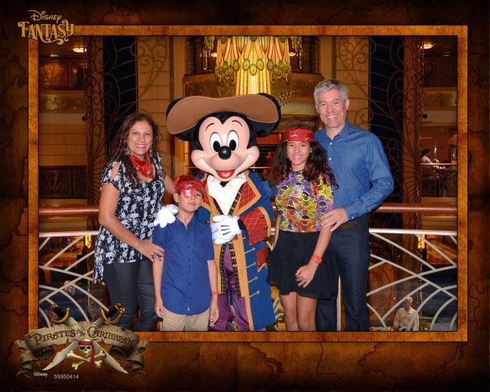 Classic Mickey Pirate