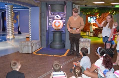 Papo com BB-8