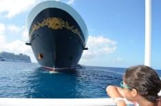 Barco até o porto