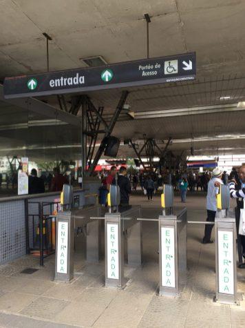 Terminal de ônibus de Joinville