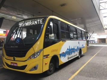 Ônibus do mirante