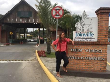 Pórtico de Joinville