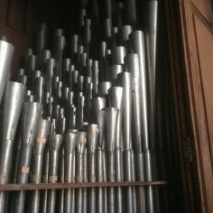 Órgão da Igreja da Ordem Terceirado Carmo
