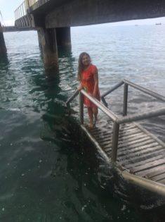 Acesso ao mar