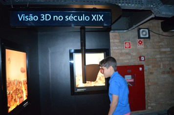 Experiências em 3D