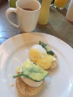 Ovos benedict