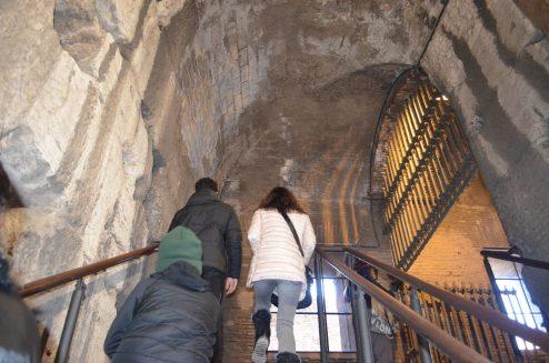 Subterrâneo do Coliseu
