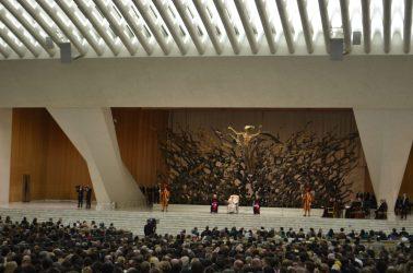 Audiência Geral com o Papa