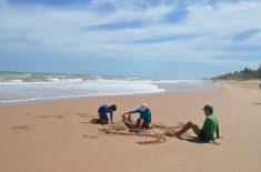 Praia de Imbassaí