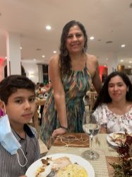 Ceia de Natal no Grand Palladium