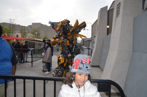 No mundo dos Transformers