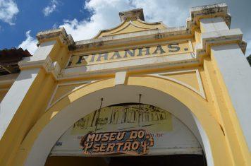 Antiga estação e Museu do Sertão