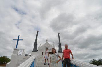 Mirante da Igreja do Senhor do Bonfim, em Piranhas