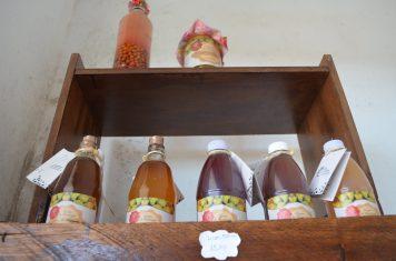 Produtos feitos com mangaba