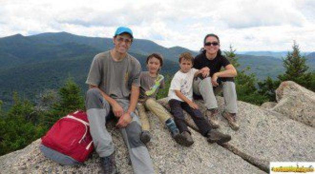 White Mountains en New Hampshire, excursiones para todas las edades