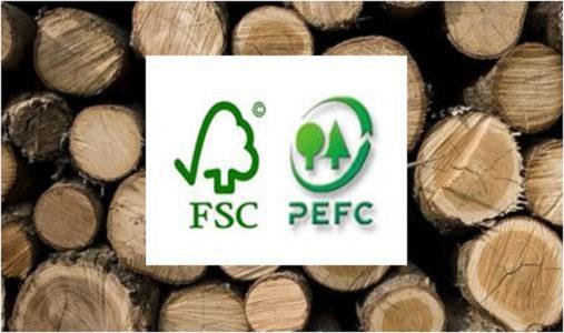 Certificación pefc y fsc