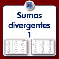 Ejercicios de sumas divergentes