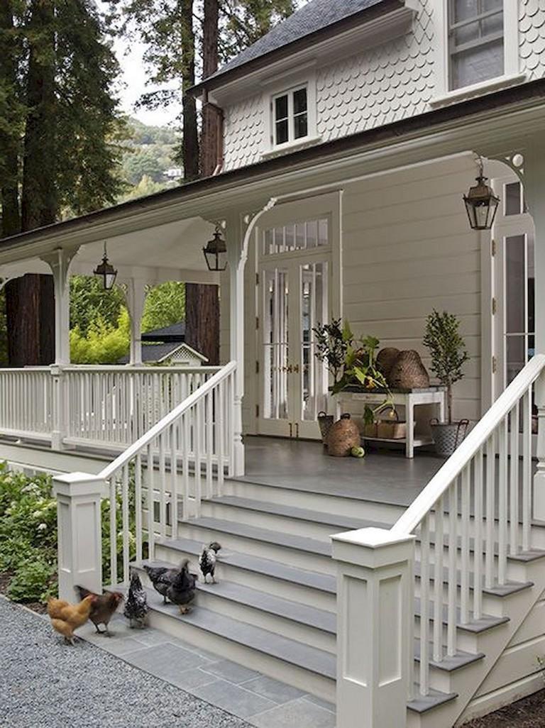 title | farmhouse front porch steps